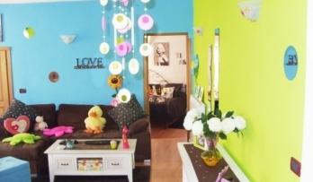 Rif. #713, Superbo appartamento, situato nella storica piazza della città di San Biagio.
